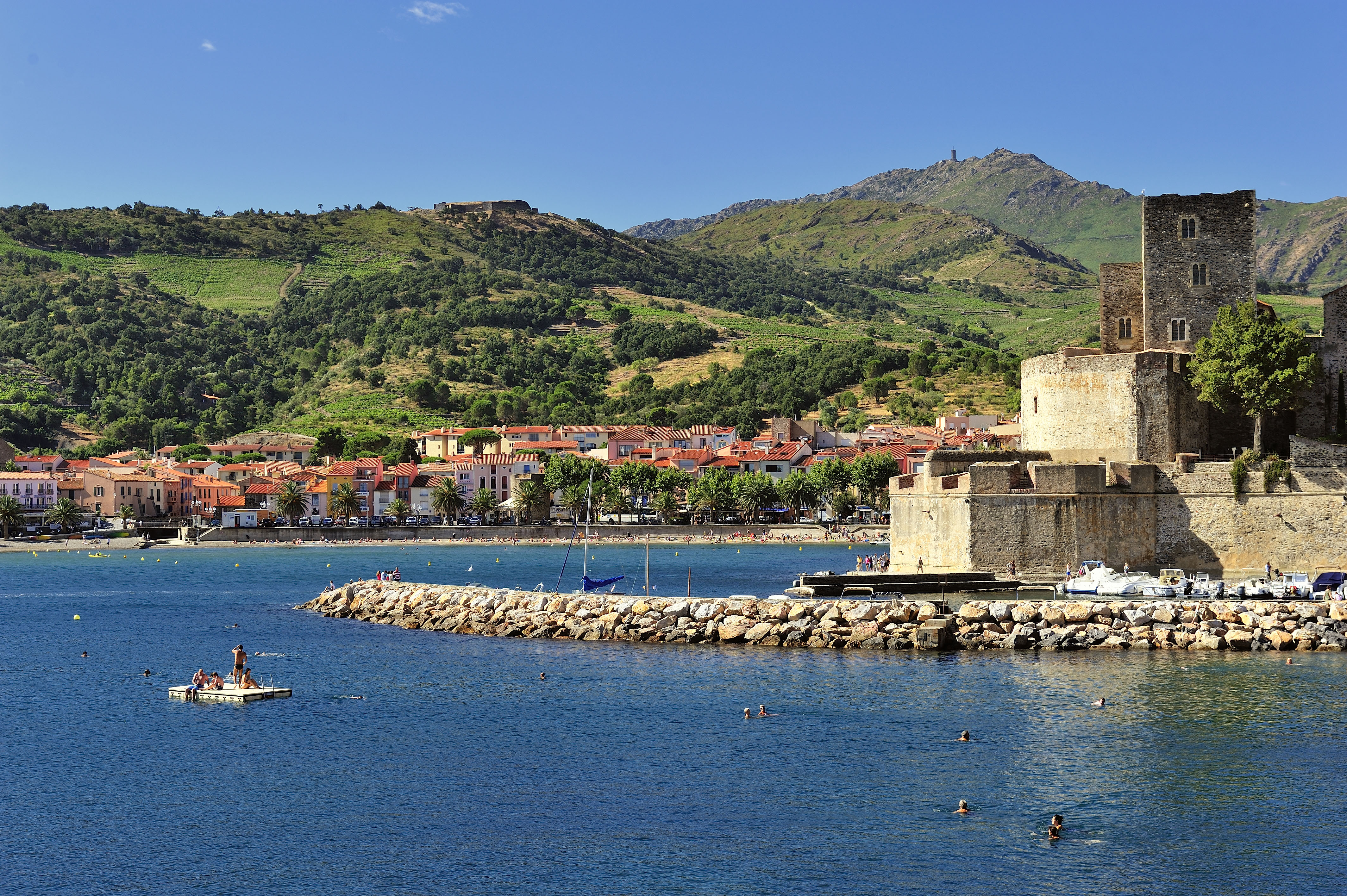 Collioure Faubourg